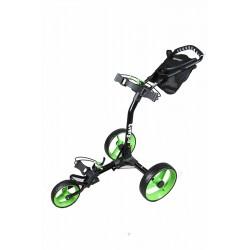 Evergolf chariot manuel 2018 noir vert